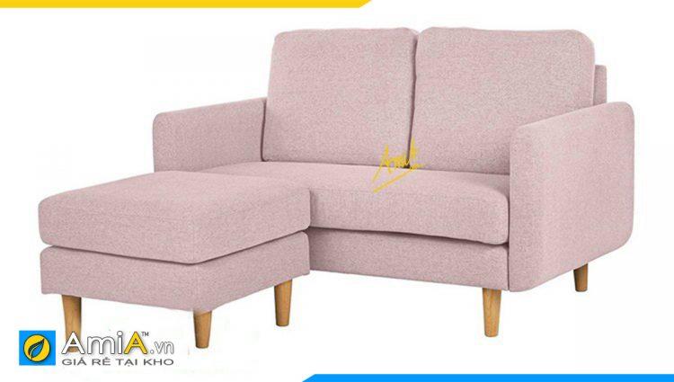 Hình ảnh mẫu ghế sofa phòng khách nhỏ mini với giá bán 6 triệu đồng