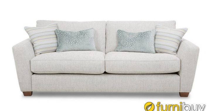 Ghế sofa nỉ cho phòng khách FB20006